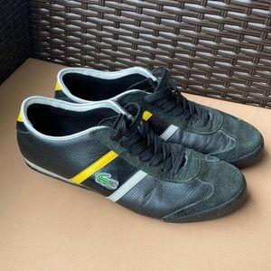 Size 10 Lacoste shoes